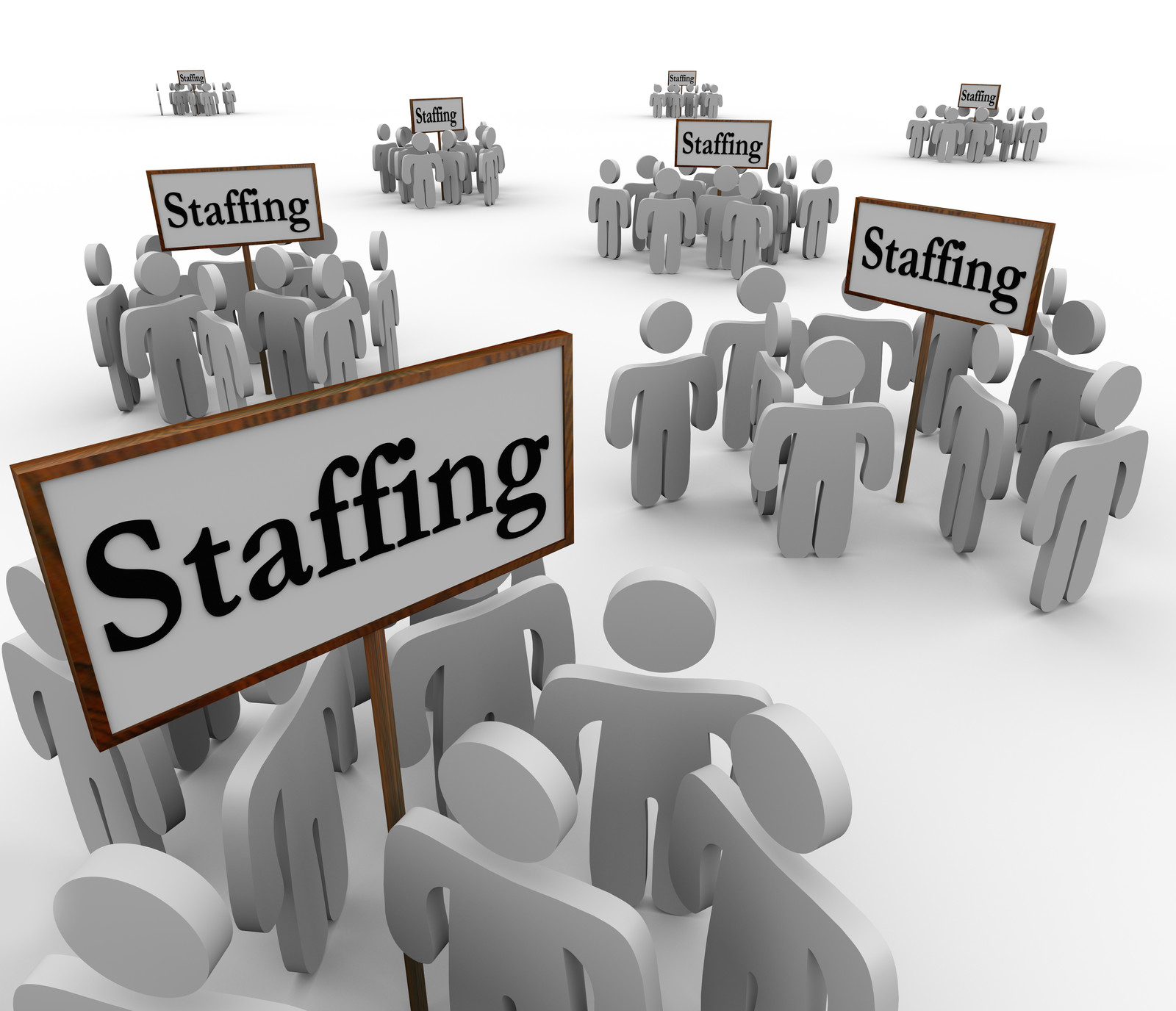 Temp Work: Why and How to Use a Staffing Agency to Find Work - St ...